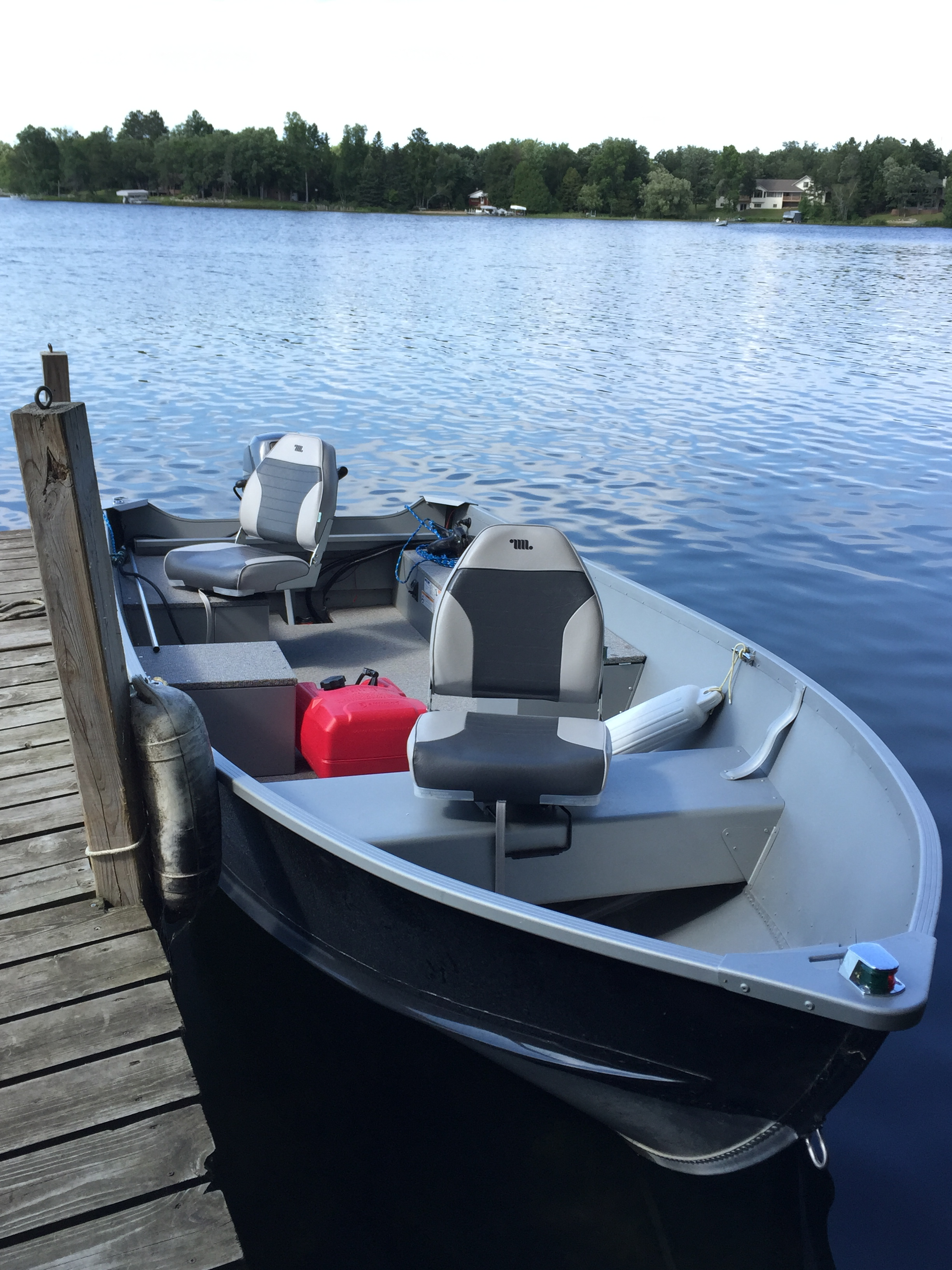 Straight Lake Boat Ren...